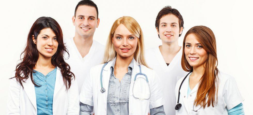 Personal Gesundheitswesen gesucht
